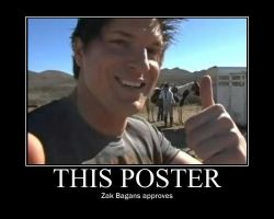 Zak Bagans motivational8 by KanameRienhartXIII
