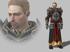 Templar Cullen from Dragon Age 2 by Nicco-and-Jake