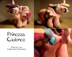 Princess Cadance Filly by Erdbeerprinz