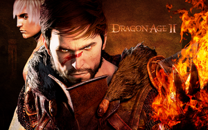 Dragon Age II Wallpaper by suicidebyinsecticide