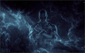 Riddick - The Ultimate Warrior by caughtfallingstudios