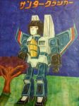 Old Piece of Thundercracker by BrandiTheBisharp