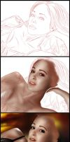 Autumn Reeser - Steps by Italiener