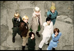.APH. We Are Hetalia by zhellyzee