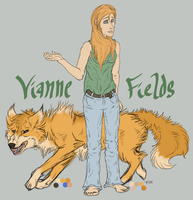 Vianne Fields by Kriells