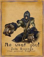 Scourge recruitment by eXodus-Circuit