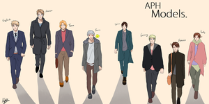 APH-- Models. by aphin123