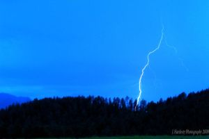 1st Lightning Grab by Corvidae65