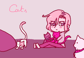 Cats by 2pFrance-Christophe