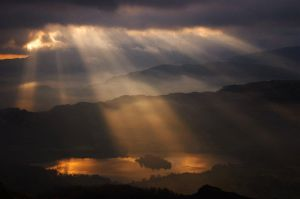 Rydal Sky by scotto