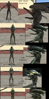 Xenomorph Reference by Boo-Tay