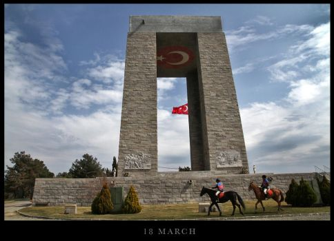 18 March by gokhanproject