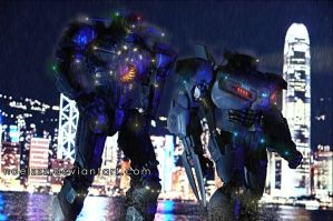 Pacific Rim - Brothers In Arms by noelzzz
