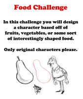 Food Challenge Example by LuigiL