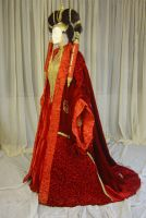 Queen Amidala's senat gown 3 by azdaja