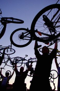 Critical Mass 2010 by Tsapo