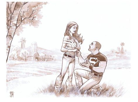 Superboy proposal by manapul