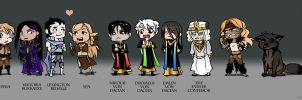 horrific chibi cast by Del-Borovic