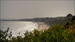 Bournemouth Beach - HDR by mrk