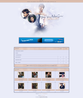 Drew Van Acker Coppermine Gallery Theme by unbrokengraphics