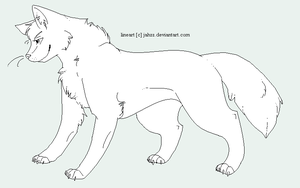 Moar Wolf Makeable by Jahzz
