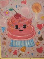 Cupcake n Sweets by AvraZom