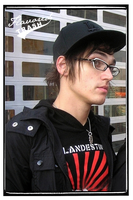 Mikey Way - Amsterdam by Batsxcore