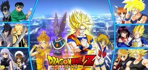 Dragon Ball Z Crossover 5 Battle of Gods by dbzandsm