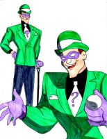 Riddler by AugustPsylence