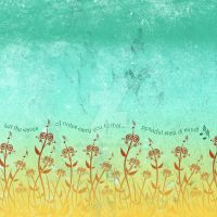 August Rush Notes Waves by goddessgreetings