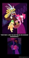 MLP: Saved Your Life! by StrixMoonwing