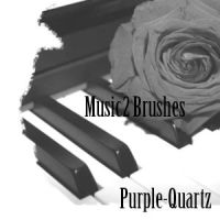 Music2 Brushes by Purple-Quartz-Brush