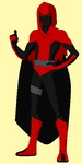 Red Knight Yj Style by yinspd