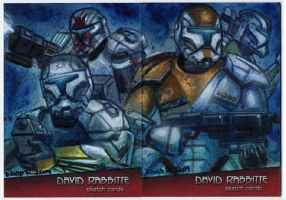 Delta Squad Troopers by DavidRabbitte