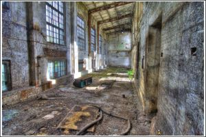 Factory Hall by coolmacc