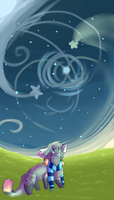 Time Travel :speedpaint: by xx-shooting-stars-x