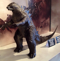 Official Godzilla 2014 toy by Awesomeness360