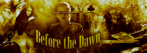 Before the Dawn Logo by romansalad