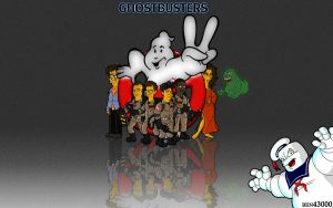 Ghostbusters by ben43000