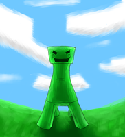 Request: Creeper by Ivoruvero