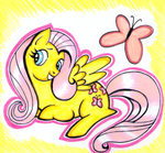 Fluttershy by Pumpkin-Queen-Ildi