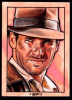 INDIANA JONES by S-von-P