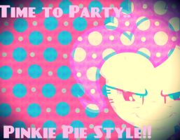 Party Time...Pinkie Pie Style!! by BebeKimichi