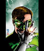 GREEN LANTERN by prie610