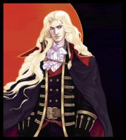 Alucard by lastlabyrinth