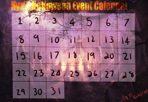 Adopt Halloween Event Calendar [CLOSED] + UPDATE by Nyxium
