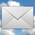 Mail Icon PSD by JoaoColombo