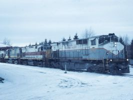 Master Train interfering with Winter by XPortagoX