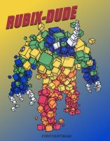 Rubix-Dude by kjmarch