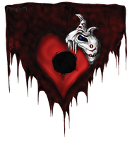 Hollow Heart v2 by RunicDawn